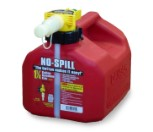 1 1/4 Gallon No Spill Gas Can (Part # 127-3200)