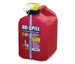 2.5 Gallon No Spill Gas Can (Part #127-3201)