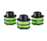 "PowerPlex® 40V String Trimmer 0.08"" Dual Line Spool (3 Pack) (Model #88546)"