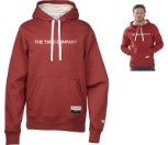 Champion Sueded Fleece Hoodie (Red) - Size L (490-0196L)