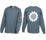 Long Sleeve Gear T-Shirt - Size M (490-9487M)
