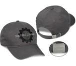 Gray Gear Cap (490-9493)