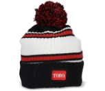 Knit cap with Pom (490-9496)