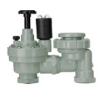 "RJ by Lawn Genie 3/4"" Anti-Siphon Valve with Flow Control (Female Thread) (54000)"