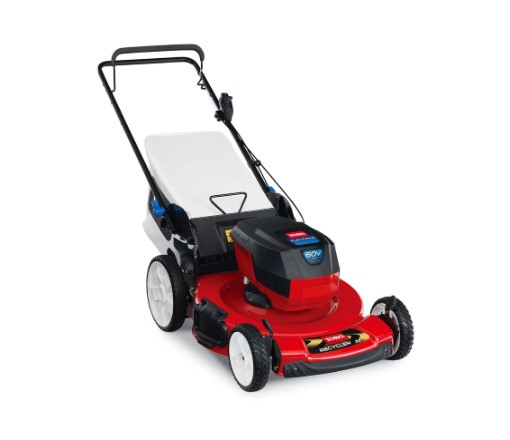 "22"" (56cm) 60V SMARTSTOW® High Wheel Push Mower (20361)"
