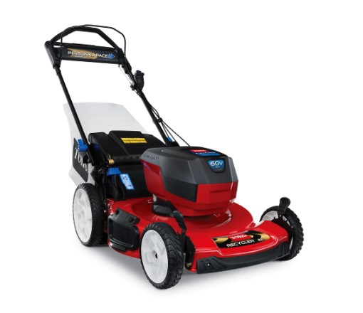 "22"" (56cm) 60V SMARTSTOW® Personal Pace® High Wheel Mower (20366)"