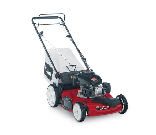 Toro L Recycler High Wheel Walk Mower  Model 20371