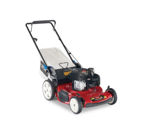 "22"" (56cm) SMARTSTOW® High Wheel Push Mower (21329)"
