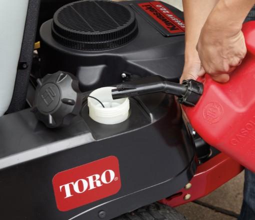 Toro z4200 Time Cutter Pièces détachées