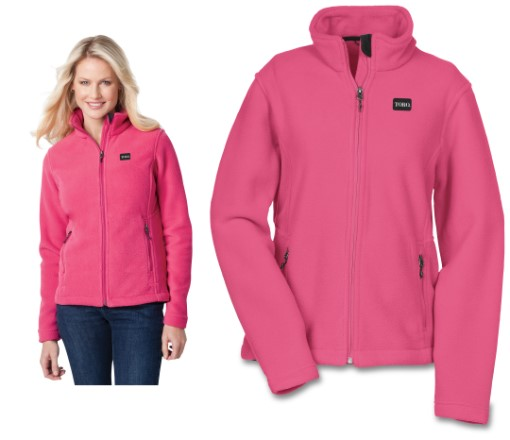 Ladies Crossland Fleece