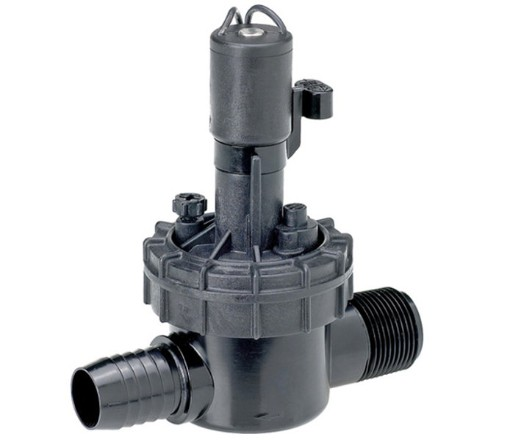 "1"" (2.5 cm) Jar Top In-line Valve with Flow Control (Male NPT x Barb) (53799)"