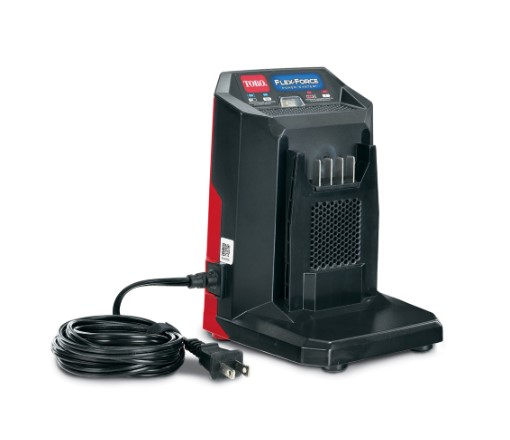 60V MAX* Li-Ion Battery Quick Charger (88602)