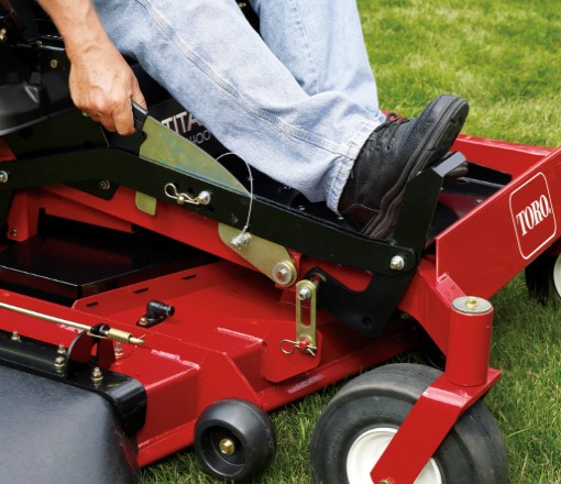 Lawn Mower Foot : Toro titan mx zero turn lawn mowers