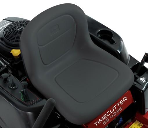 Toro Tractor Seat : Toro timecutter ss zero turn lawn mower