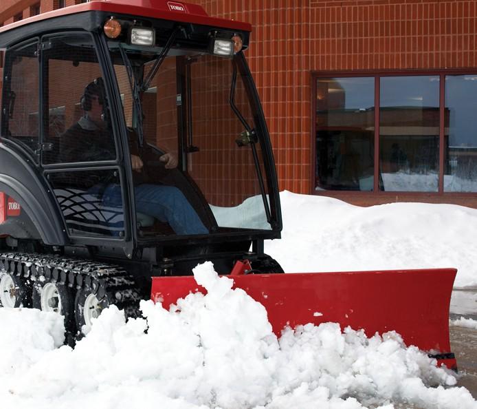 toro snow machine
