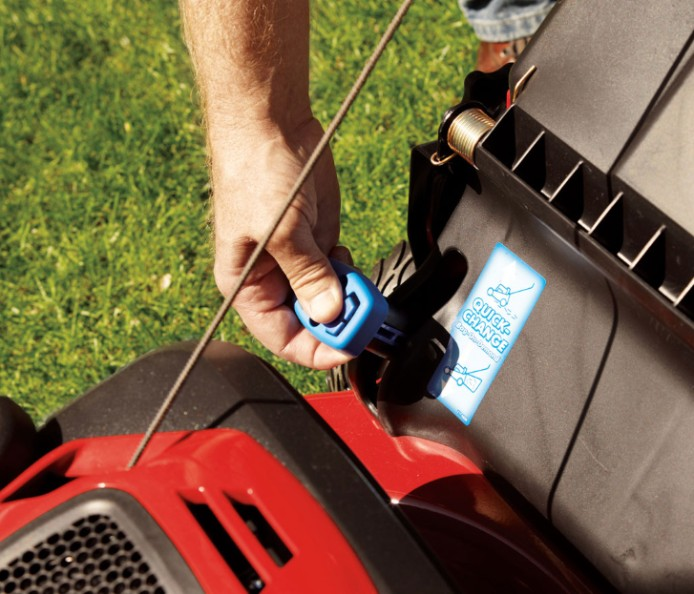 how to start a toro 6.75 lawn mower