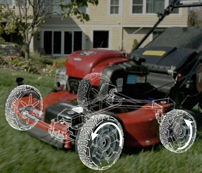 Brand New Mowers | Toro Recycler Personal Pace All-Wheel