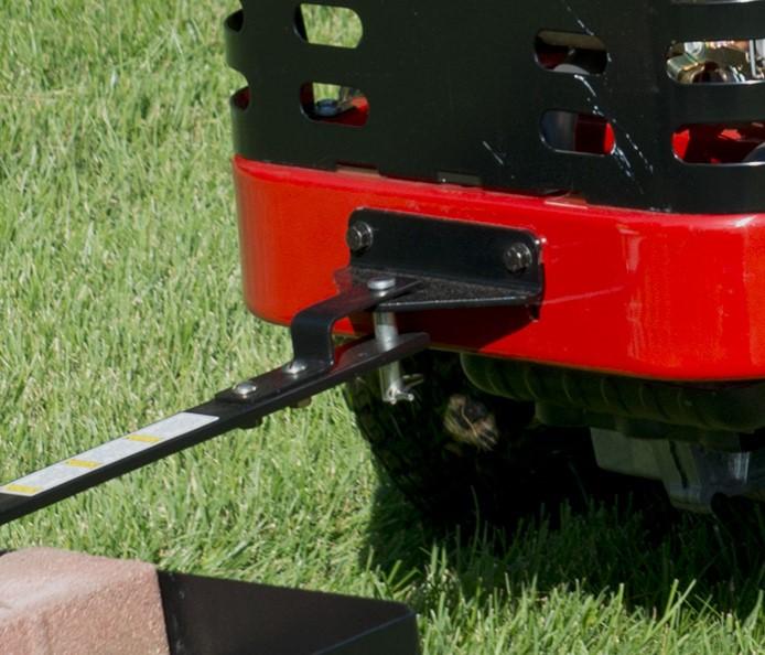 Hitch kit standard timecutterstcz_hitch_kit toro timecutter ss4200 mower 452cc toro (42\