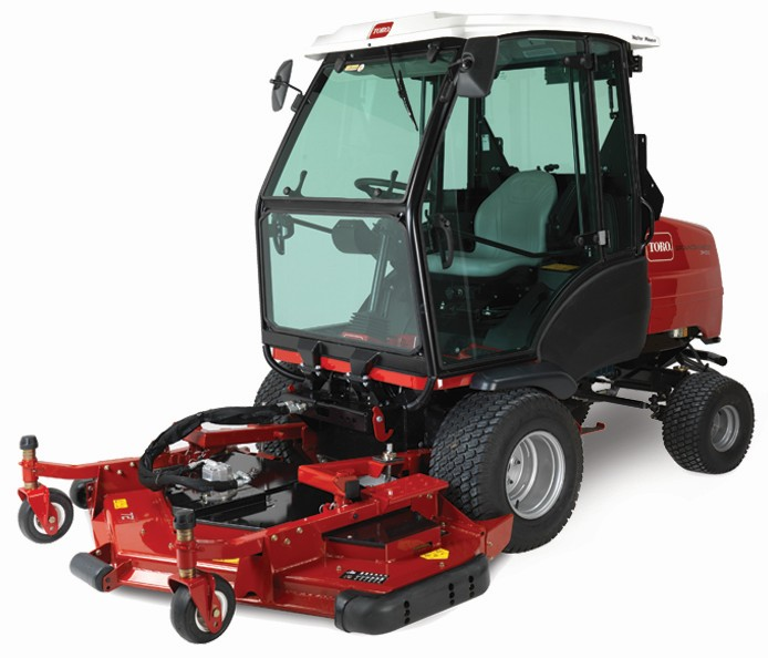 Commercial Mowers With Cab Bing Images