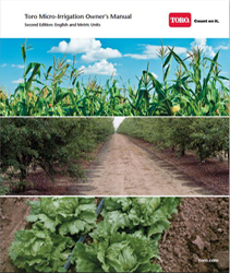 Drip Irrigation Owner's Manual